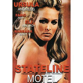 Stateline Motel [DVD] USA import