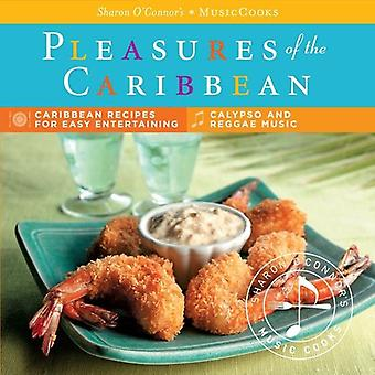 Pleasures of the Caribbean-Sharon O'Connor's Music - Pleasures of the Caribbean-Sharon O'Connor's Music [CD] USA import