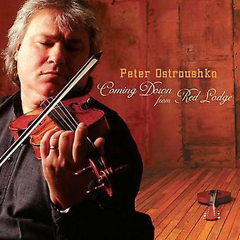 Peter Ostroushko - fem lørdage i marts [CD] USA Importer
