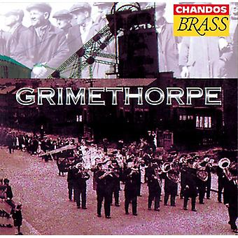 Grimethorpe Colliery Band - Grimethorpe [CD] USA importeren