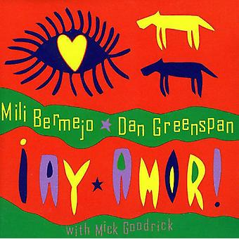 Bermejo/Greenspan - Ay Amor [CD] USA import