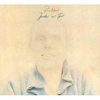 Roedelius - Jardin Au Fou [CD] USA importerer