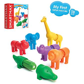 Smart Games My First Safari Animals (Toys , Preschool , Constructions)