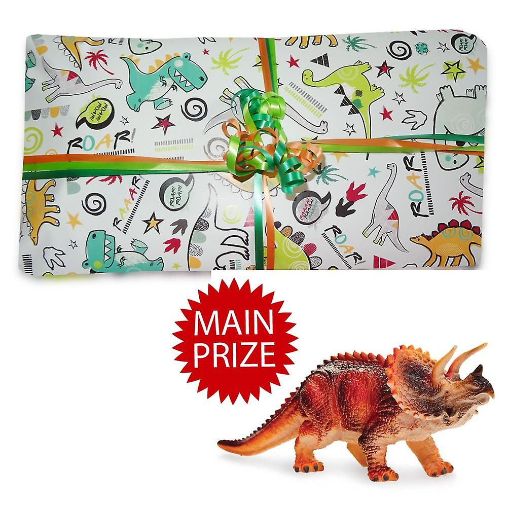 Pass the Parcel Ready Made Party Game - Digby Dinosaur