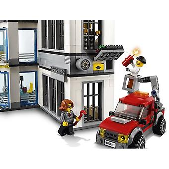 Lego 60141 Police Station (Toys , Constructions , Buildings)