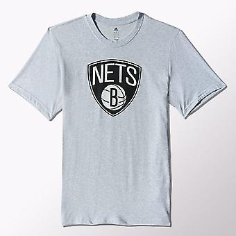 ADIDAS Brooklyn Nets FNWR T-shirt [Grey]