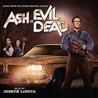Joseph Loduca - Ash vs the Evil Dead / O.S.T. [CD] USA import