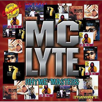 Mc Lyte - Rhyme Masters [CD] USA import
