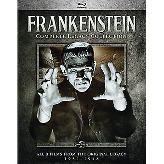 Frankenstein: Complete Legacy Collection [Blu-ray] USA import