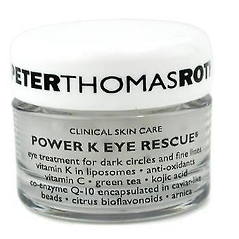 Peter Thomas Roth Poder K Eye Rescue - 15g / 0.5oz