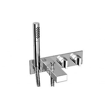 Galindo Bath-shower faucet with built heyjoe shower accessories