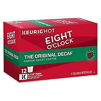 Eight O' Clock The Original Decaf Coffee Keurig K Cup