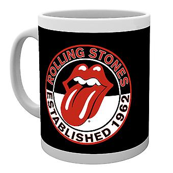The Rolling Stones Established Mug