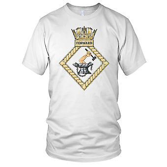 Royal Navy HMS Forward Ladies T Shirt