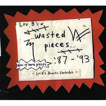 Sentridoh - Lou BS spildt stykker 87-93 [CD] USA importerer