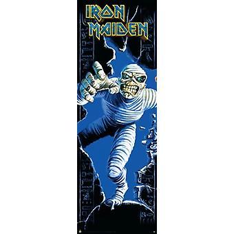 Iron Maiden - Tür-Poster-Plakat-Druck