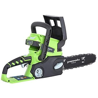 Greenworks G24CS25 24V Cordless Chainsaw (Tool Only)