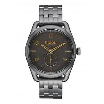 Nixon The C39 SS All Gunmetal Gold Damenuhr (A9502211)