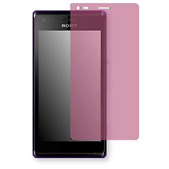 Sony Nicki DS screen protector - Golebo view protective film protective film