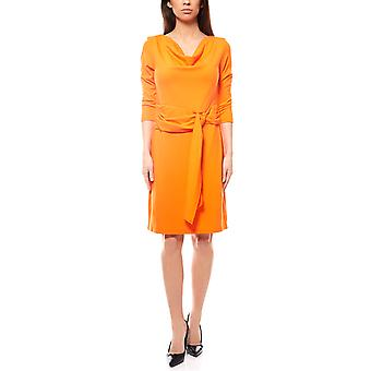 Heine maillot robe mi-longues slim fit T-shirt Orange