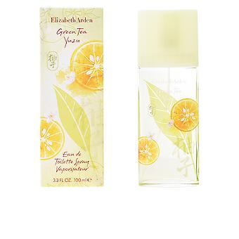 Elizabeth Arden Green Tea Yuzu Eau De Toilette Vapo 100ml Womens New Fragrance
