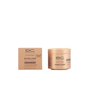 Schwarzkopf Bc Excellium Taming Treatment 150ml New Unisex Sealed Boxed