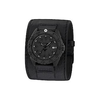 KHS watches mens watch enforcer black titanium XTAC KHS. ENFBTXT. LK