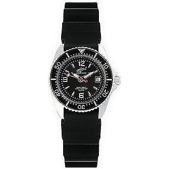 Chris Benz diver watch one CBL-S-KB-SW