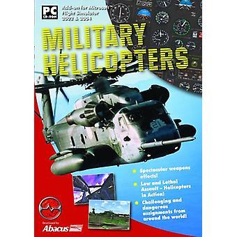Military Helicopters Chopper Havoc Add-On für Flug Sim 20022004 (PC CD) - Factory Sealed