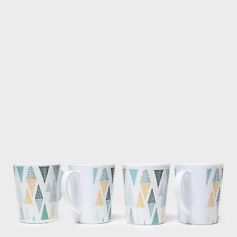 Eurohike Mugs (4 Pack)