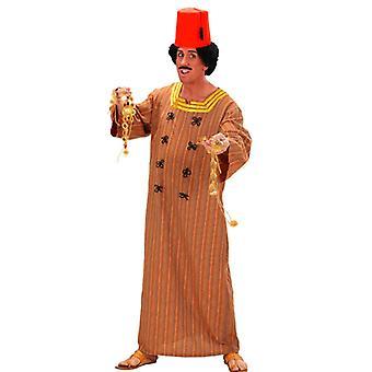 Moroccan Costume
