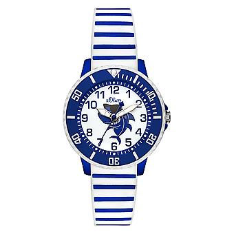 s.Oliver watch kids watch kids girl SO-3499-PQ