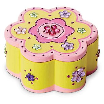 Melissa & Doug DYO Flower Chest