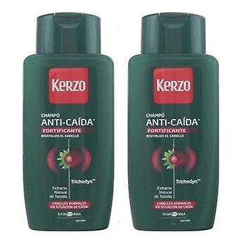 Kerzo Shampoo anti fall fortifying 2x400 ml