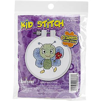 Janlynn/Kid Stitch Stamped Cross Stitch Kit 3