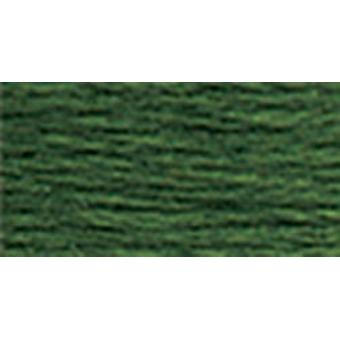 DMC 6-Strand Embroidery Cotton 8.7yd-Very Dark Forest Green
