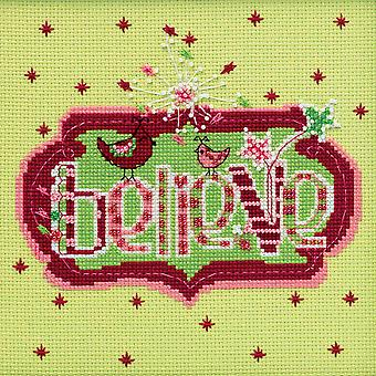 Mill Hill/Amylee Weeks Counted Cross Stitch Kit 6.5