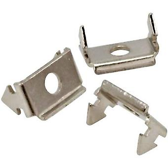 Locking lug MH Connectors 2802-0001-04 Silver 1 pc(s)