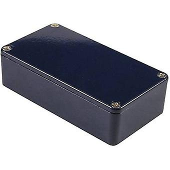 Hammond Electronics 1590BCB Universal enclosure 111.5 x 59.5 x 31 Aluminium Blue 1 pc(s)
