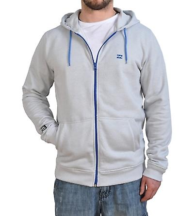 System Zipped Hoody