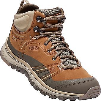 Keen Terradora Leather Mid WP 1017752   women shoes