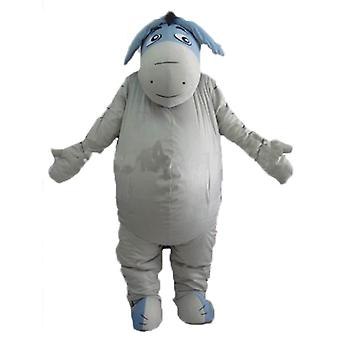 mascot SPOTSOUND of Eeyore, famous donkey from Winnie the Pooh