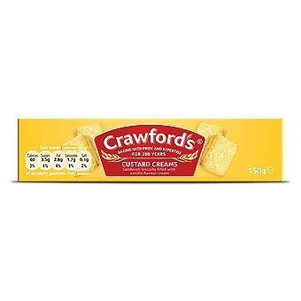 Crawfords Custard Creams Kekse
