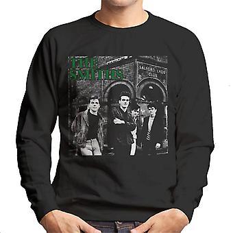 The Smiths Salford Lads Club Band Shot Men's Sweatshirt