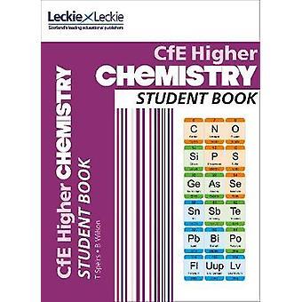CFE Higher Chemistry Student Book by Tom Speirs - Bob Wilson - Leckie