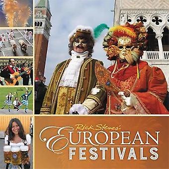 Rick Steves European Festivals (First Edition) by Rick Steves - 97816