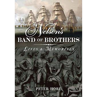 Nelson's Band of Brothers - liv og minnesmerker av Peter Hore - 978184