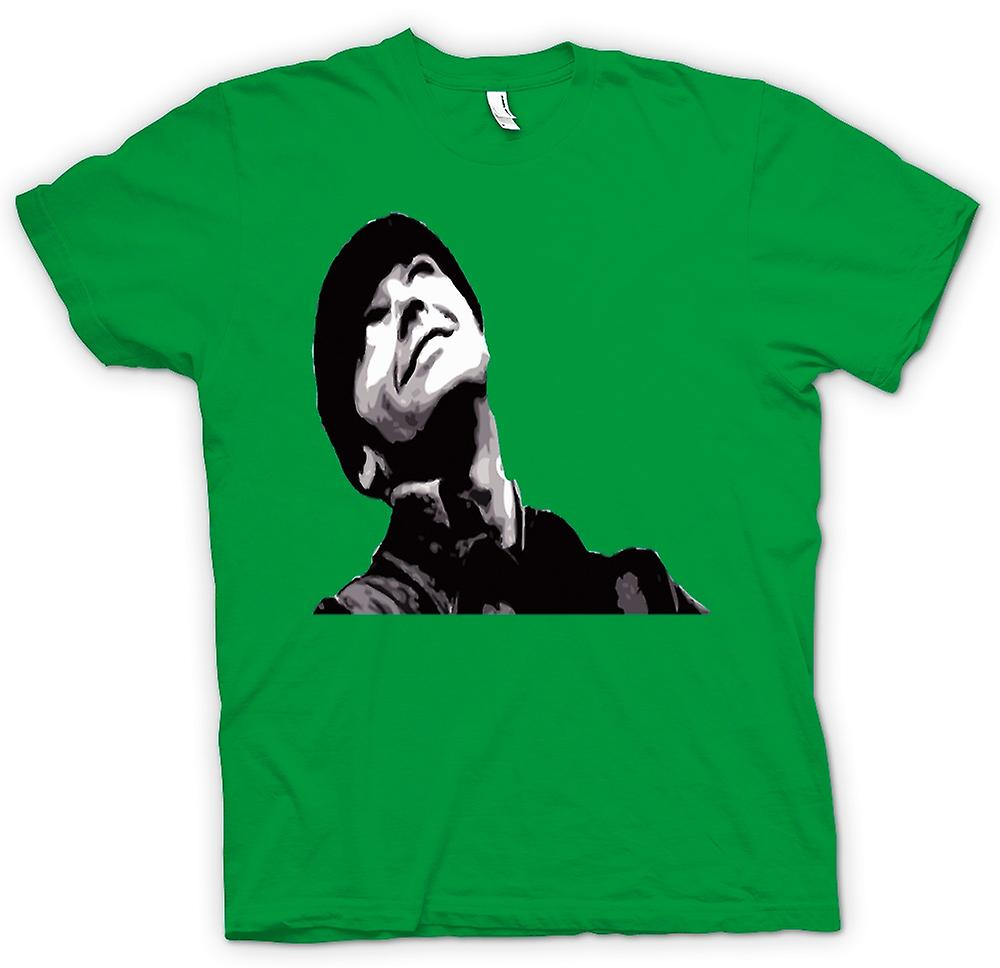 Mens T-shirt - One Flew Over Cuckoo's Nest - Jack Nicholson