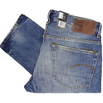 G-Star 3301 konische Higa Medium im Alter von Stretch-Jeans