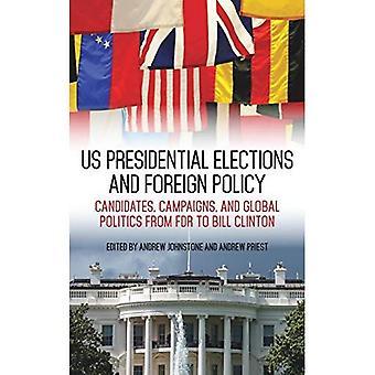 Élections présidentielles américaines et la politique étrangère